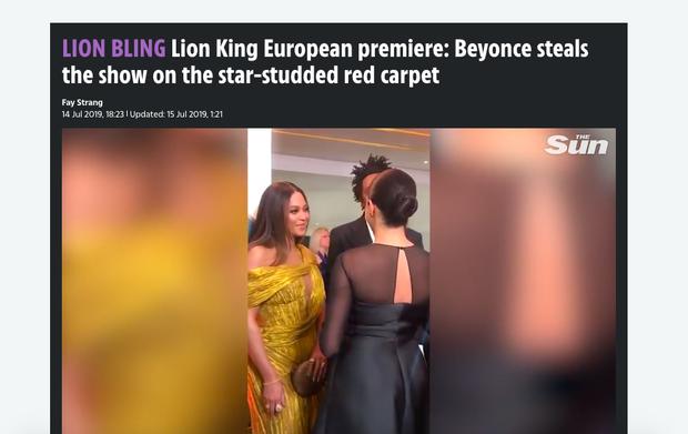 Beyonce khiến cả thế giới nín thở với một chiếc đầm xẻ tít đến tận hông, và đó là sáng tạo của NTK Công Trí! - Ảnh 7.