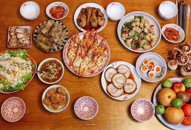 Gái đảm khiến dân tình trầm trồ vì xử đẹp cả món Á, món Âu ngon lành như nhà hàng chỉ với 100k/ bữa - Ảnh 8.