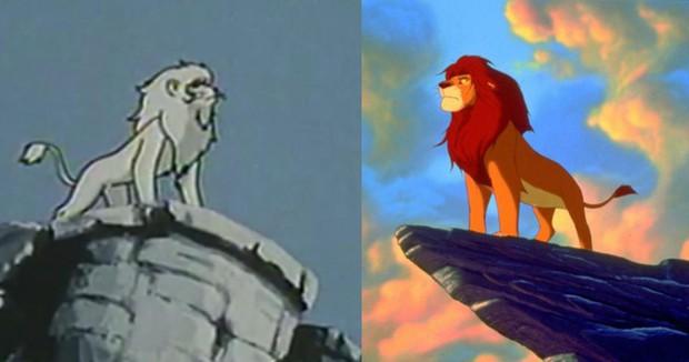 Huyền thoại kinh điển Lion King vướng nghi án đạo nhái, mượn ý tưởng hoạt hình Nhật Bản? - Ảnh 4.