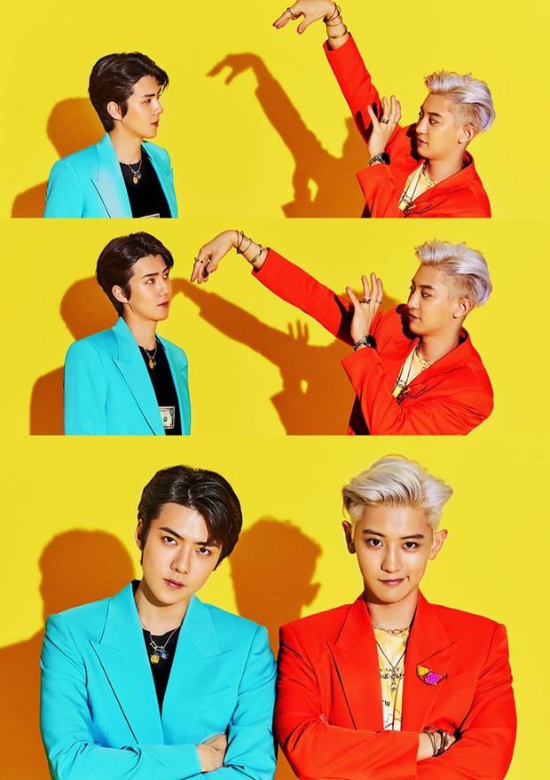 Teaser tình bể bình của EXO-SC cũng không hot bằng thính rùng rợn của nhóm SM sắp đối đầu trực tiếp ITZY - Ảnh 1.