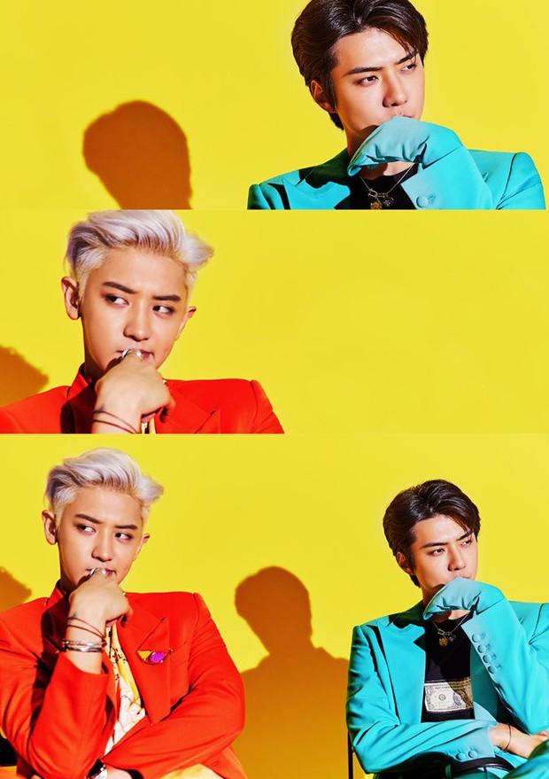 Teaser tình bể bình của EXO-SC cũng không hot bằng thính rùng rợn của nhóm SM sắp đối đầu trực tiếp ITZY - Ảnh 2.