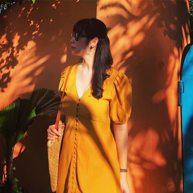 Chuẩn như vợ các BTV, MC đài truyền hình Việt Nam: Toàn các nàng thông minh, xinh đẹp và body bốc lửa thôi! - Ảnh 7.
