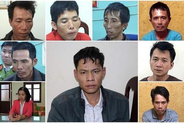Nóng: Thực nghiệm điều tra vụ nữ sinh giao gà bị sát hại, Lường Văn Hùng tái hiện tội ác - Ảnh 1.