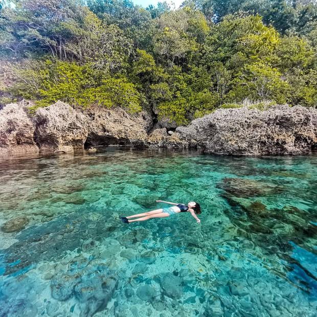 Vượt qua cả Bali và Hawaii, ốc đảo hình giọt nước kỳ lạ ở Philippines được tạp chí Mỹ bình chọn đẹp nhất thế giới - Ảnh 22.