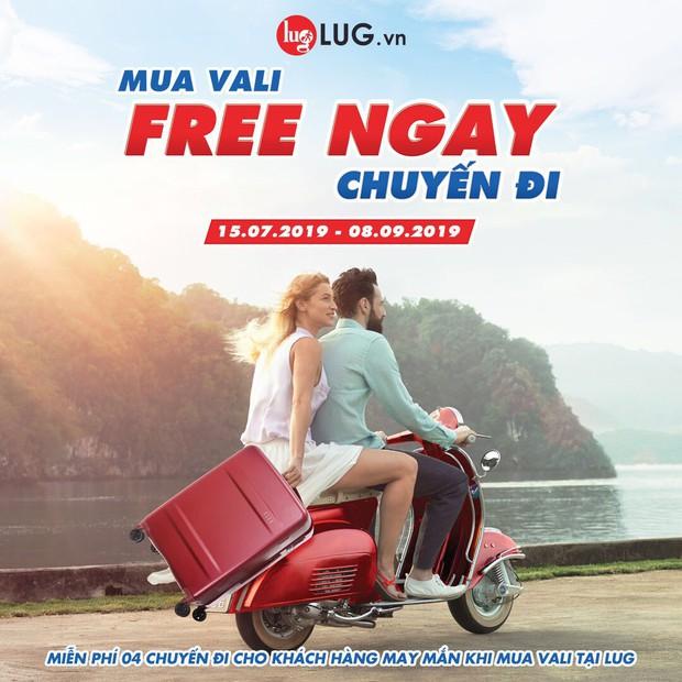 LUG dành tặng khách hàng 4 chuyến du lịch khi mua vali - Ảnh 4.