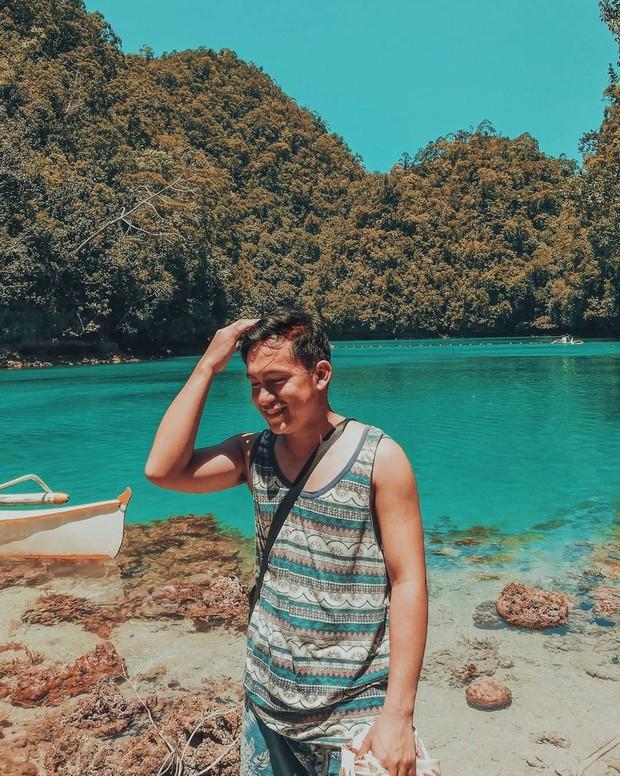 Vượt qua cả Bali và Hawaii, ốc đảo hình giọt nước kỳ lạ ở Philippines được tạp chí Mỹ bình chọn đẹp nhất thế giới - Ảnh 10.