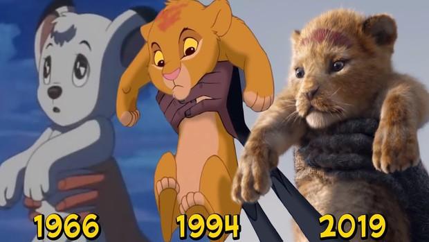 Huyền thoại kinh điển Lion King vướng nghi án đạo nhái, mượn ý tưởng hoạt hình Nhật Bản? - Ảnh 3.