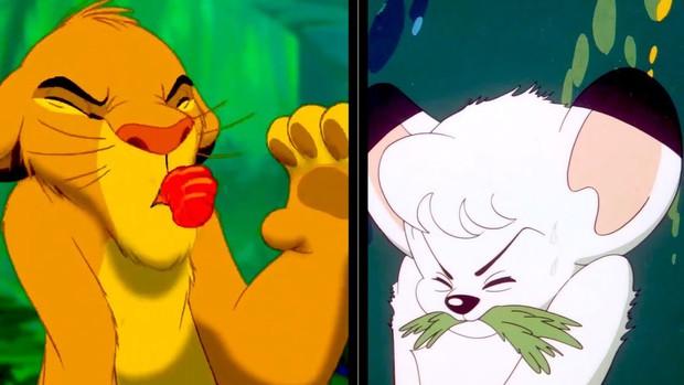 Huyền thoại kinh điển Lion King vướng nghi án đạo nhái, mượn ý tưởng hoạt hình Nhật Bản? - Ảnh 5.