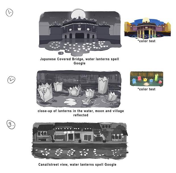 Phố cổ Hội An lần đầu xuất hiện trên Google Doodle, lý do hóa ra lại dễ đoán không ngờ - Ảnh 3.