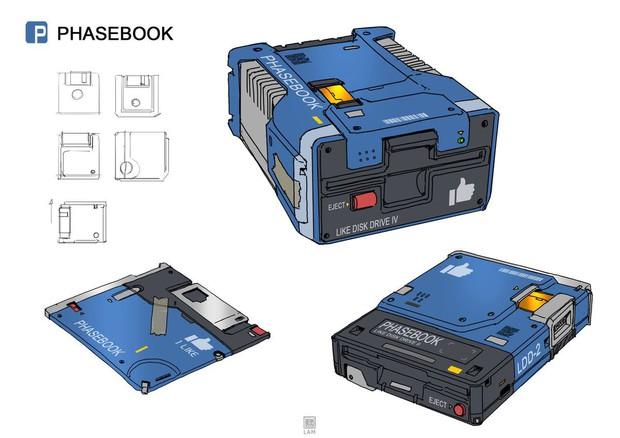 Chuyện gì xảy ra nếu Facebook, Instagram... trở về dạng thiết bị nguyên thuỷ đúng với ý trời? - Ảnh 2.