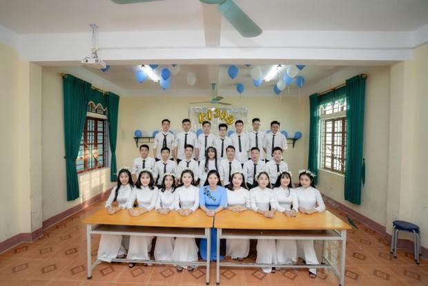 Những lớp học siêu nhân ở miền đất học Hà Tĩnh: Toàn Thủ khoa, Á khoa, điểm thi trung bình là 24.6! - Ảnh 6.