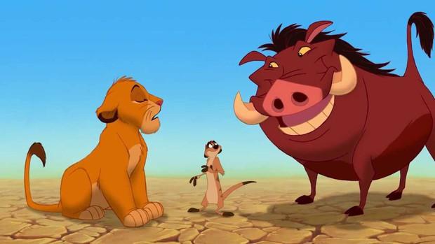 10 sự thật về The Lion King bản gốc: Pumbaa là nhân vật Disney đầu tiên có cảnh xì hơi, mất 2 năm để làm 2 phút hoạt hình - Ảnh 3.