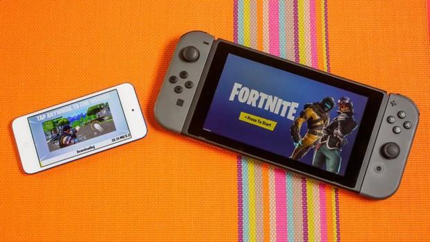Nintendo Switch Lite vs iPod Touch 2019: Chơi game đơn thuần hay giải trí đa năng? - Ảnh 2.