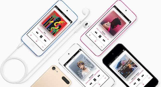 Nintendo Switch Lite vs iPod Touch 2019: Chơi game đơn thuần hay giải trí đa năng? - Ảnh 3.