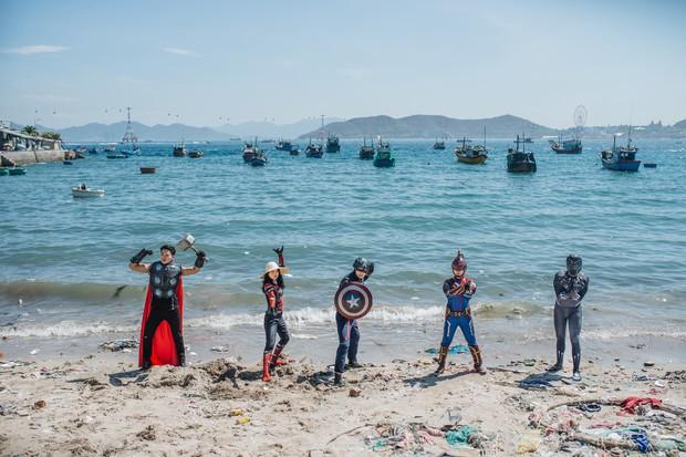 Cùng chung tay cứu lấy môi trường: Hành tinh này, cần nhiều lắm những bạn trẻ sẵn sàng làm người hùng dọn rác - Ảnh 6.