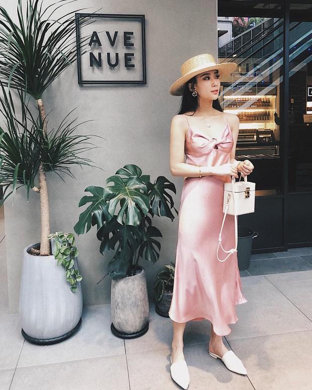 """4 mẫu váy đơn giản nhưng thừa độ sang chảnh, tinh tế giúp style của chị em """"sang trang"""" mới huy hoàng - Ảnh 5."""