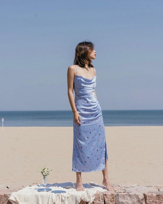 """4 mẫu váy đơn giản nhưng thừa độ sang chảnh, tinh tế giúp style của chị em """"sang trang"""" mới huy hoàng - Ảnh 6."""