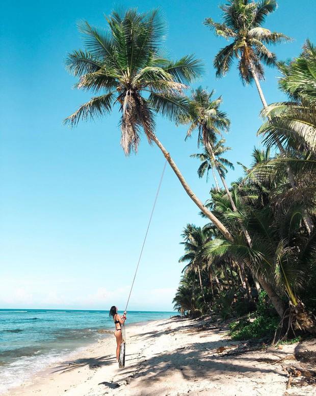 Vượt qua cả Bali và Hawaii, ốc đảo hình giọt nước kỳ lạ ở Philippines được tạp chí Mỹ bình chọn đẹp nhất thế giới - Ảnh 2.