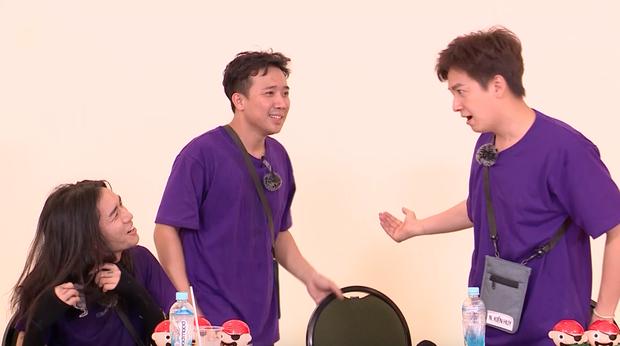 Running Man - Không lên sóng: BB Trần ôm ấp Song Luân, Ngô Kiến Huy chỉ biết... bất lực - Ảnh 4.
