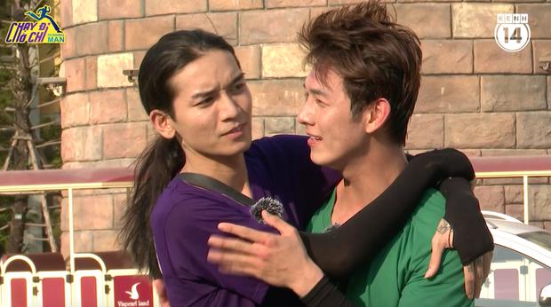 Running Man - Không lên sóng: BB Trần ôm ấp Song Luân, Ngô Kiến Huy chỉ biết... bất lực - Ảnh 5.