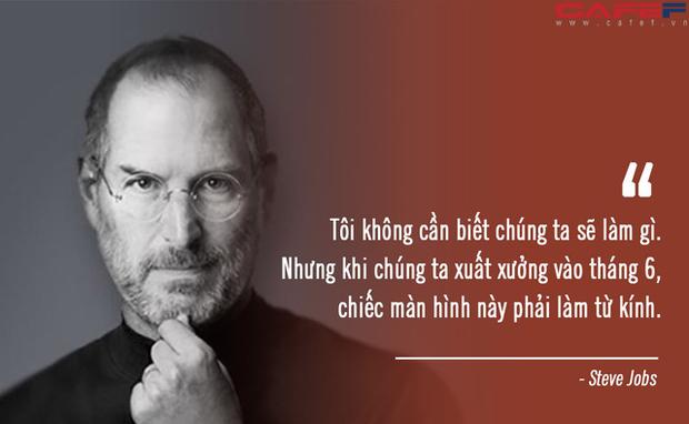 Chèn ép nhân viên vì 1 chi tiết nhỏ trên iPhone, Steve Jobs mang tiếng sếp dữ: Thực chất, đó là dấu hiệu của người có tâm, có tầm, làm lãnh đạo cần biết! - Ảnh 3.