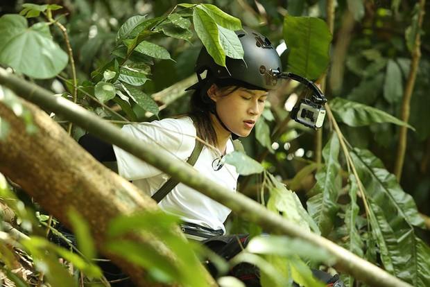 Ngọc Thanh Tâm bị soi mặt luôn đầy son phấn trong show thực tế khốc liệt Mỹ nhân hành động - Ảnh 2.