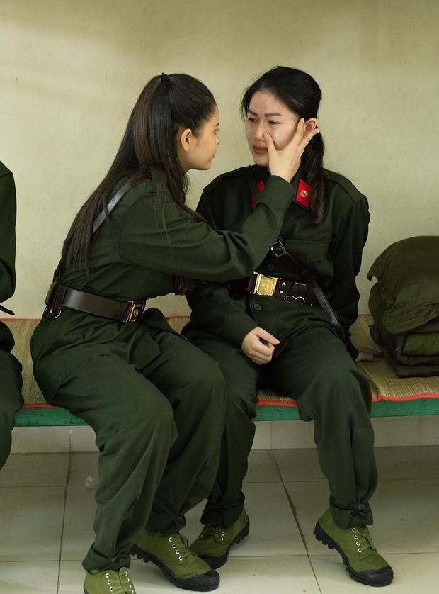 Ngọc Thanh Tâm bị soi mặt luôn đầy son phấn trong show thực tế khốc liệt Mỹ nhân hành động - Ảnh 10.