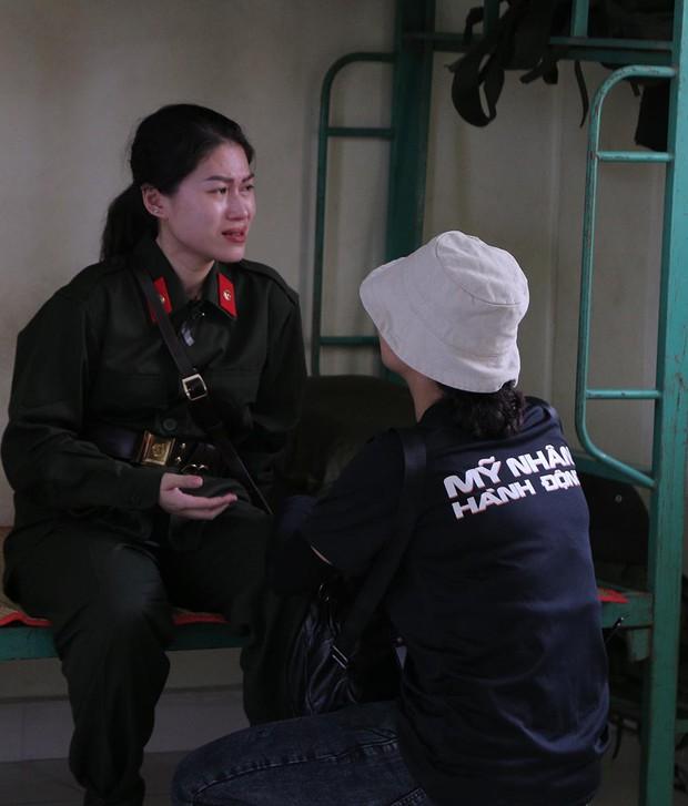 Ngọc Thanh Tâm bị soi mặt luôn đầy son phấn trong show thực tế khốc liệt Mỹ nhân hành động - Ảnh 7.