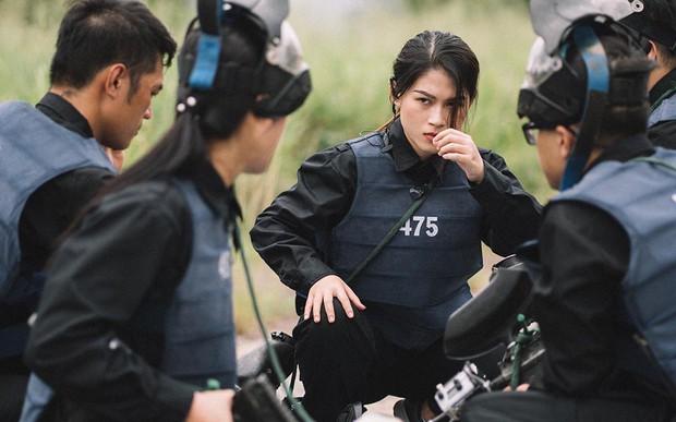 Ngọc Thanh Tâm bị soi mặt luôn đầy son phấn trong show thực tế khốc liệt Mỹ nhân hành động - Ảnh 3.