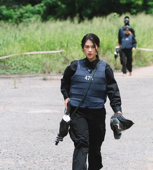 Ngọc Thanh Tâm bị soi mặt luôn đầy son phấn trong show thực tế khốc liệt Mỹ nhân hành động - Ảnh 4.
