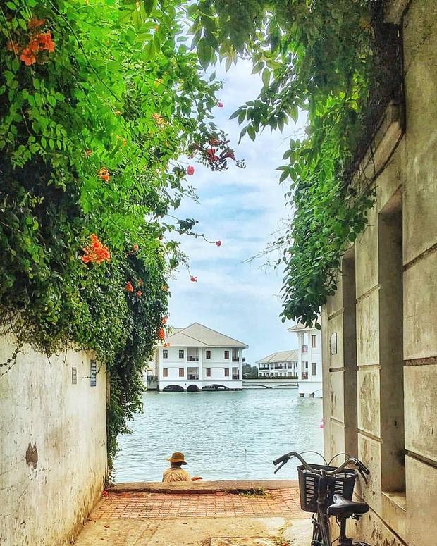 Hẻm hồ Tây ở Hà Nội sau vài ngày gây sốt: Khi ai cũng muốn chill cùng một chỗ, thì đây là kết quả! - Ảnh 3.