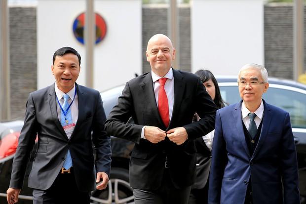 Việt Nam lần đầu có đại diện được bầu làm Chủ tịch ở cơ quan bóng đá lớn nhất châu Á - Ảnh 1.