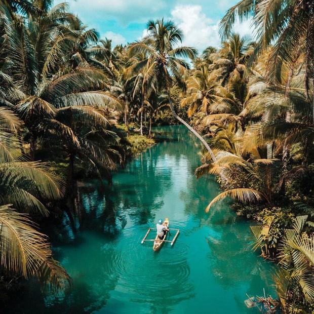 Vượt qua cả Bali và Hawaii, ốc đảo hình giọt nước kỳ lạ ở Philippines được tạp chí Mỹ bình chọn đẹp nhất thế giới - Ảnh 5.
