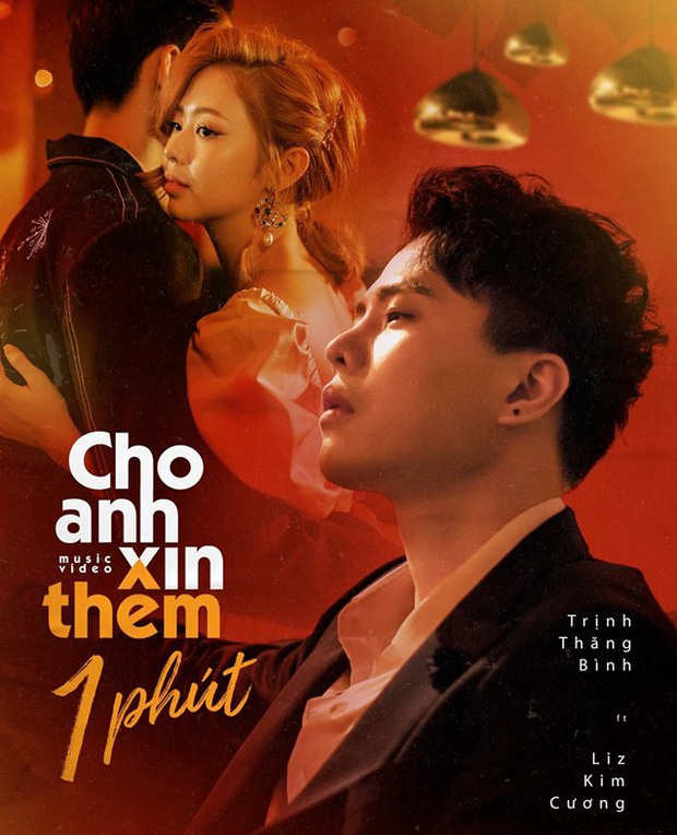 Sau nghi vấn hẹn hò, Trịnh Thăng Bình và Liz Kim Cương tung bộ ảnh tình tứ mở màn dự án hát đôi - Ảnh 1.