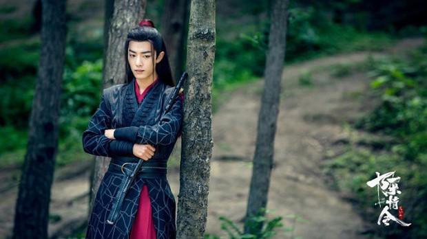 Tưởng Bành Tiểu Nhiễm diện áo đỏ đẹp số 1, ai dè hồng y nam tử Tiêu Chiến còn khiến bao người chảy dãi hơn - Ảnh 9.
