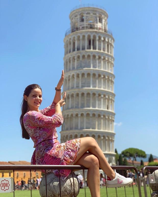 """""""Ngả nghiêng cùng năm tháng"""" siêu nổi tiếng ở nước Ý, hóa ra vào mùa hè trông tháp Pisa lại """"thẳng thớm"""" hơn? - Ảnh 11."""