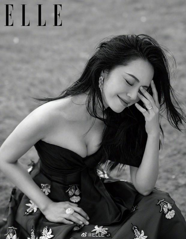 Top nghệ sĩ nữ Cbiz quyền lực nhất MXH: Phạm Băng Băng, Angela Baby đều ngả mũ chịu thua Nữ hoàng Weibo - Ảnh 6.