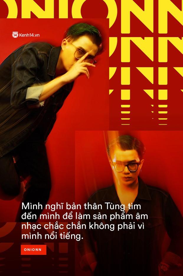Producer Onionn: Nếu một ngày chất xám không còn dồi dào, mình sẽ khuyên Sơn Tùng tìm một nhà sản xuất khác - Ảnh 7.