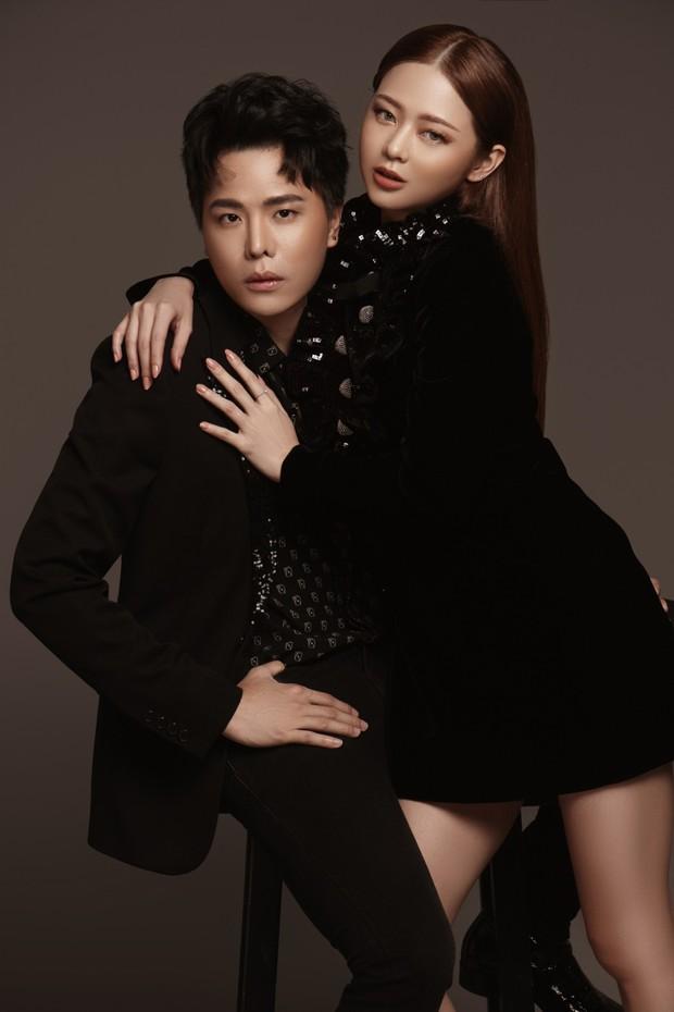 Sau nghi vấn hẹn hò, Trịnh Thăng Bình và Liz Kim Cương tung bộ ảnh tình tứ mở màn dự án hát đôi - Ảnh 5.