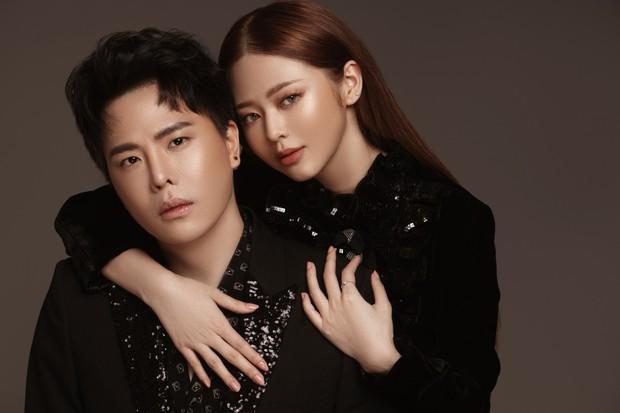Sau nghi vấn hẹn hò, Trịnh Thăng Bình và Liz Kim Cương tung bộ ảnh tình tứ mở màn dự án hát đôi - Ảnh 6.