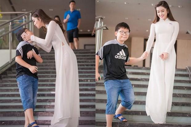 So kè hội em trai của loạt Á hậu đình đám: Người mới 16 tuổi đã cao 1m74, người body cực phẩm lại đàn hát cực hay - Ảnh 2.