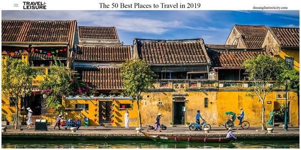 Vừa được vinh danh là thành phố tốt nhất thế giới, Hội An tiếp tục xuất hiện đầy tự hào trên trang chủ Google - Ảnh 2.