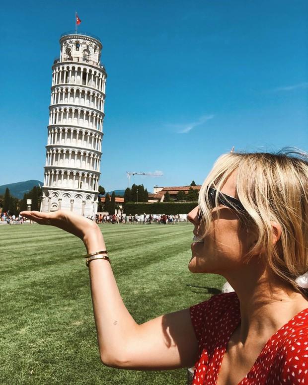 """""""Ngả nghiêng cùng năm tháng"""" siêu nổi tiếng ở nước Ý, hóa ra vào mùa hè trông tháp Pisa lại """"thẳng thớm"""" hơn? - Ảnh 3."""