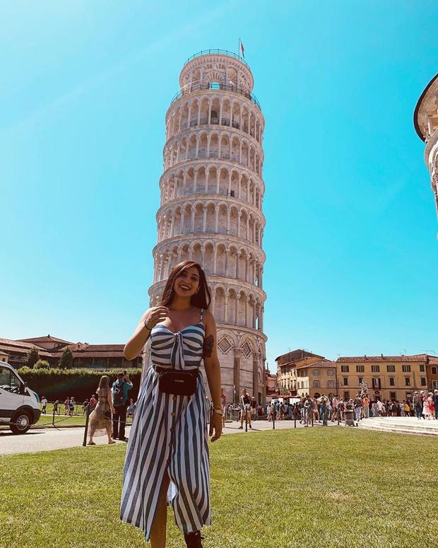 """""""Ngả nghiêng cùng năm tháng"""" siêu nổi tiếng ở nước Ý, hóa ra vào mùa hè trông tháp Pisa lại """"thẳng thớm"""" hơn? - Ảnh 18."""