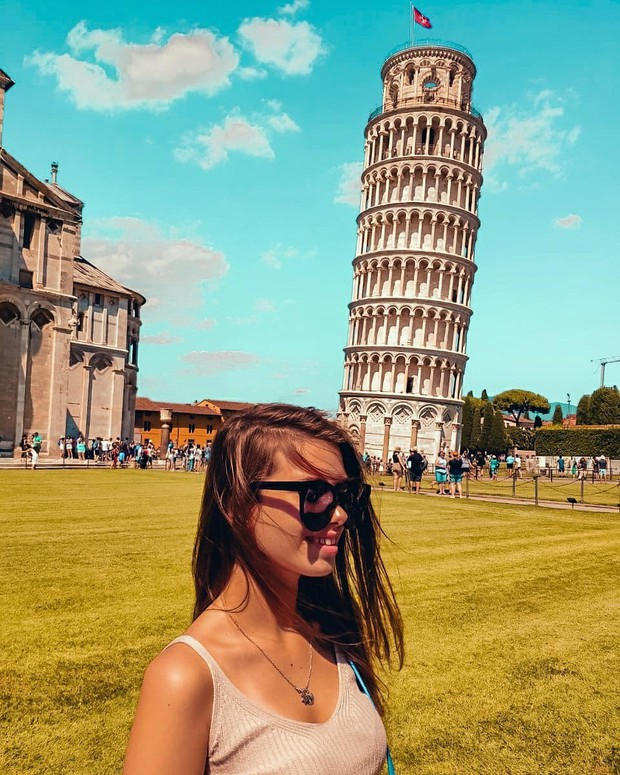 """""""Ngả nghiêng cùng năm tháng"""" siêu nổi tiếng ở nước Ý, hóa ra vào mùa hè trông tháp Pisa lại """"thẳng thớm"""" hơn? - Ảnh 5."""