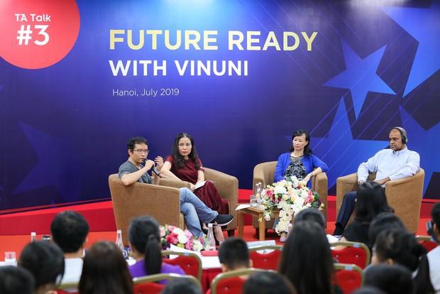 Shark Thái Vân Linh: 4 năm đại học có thành công hay không, đều phụ thuộc vào ngày phỏng vấn xin việc - Ảnh 1.