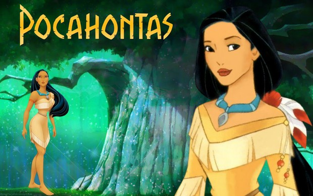 Công chúa da đỏ Pocahontas sắp có live-action, fan vội đề cử Thần Sấm Chris Hemsworth làm nam chính - Ảnh 1.