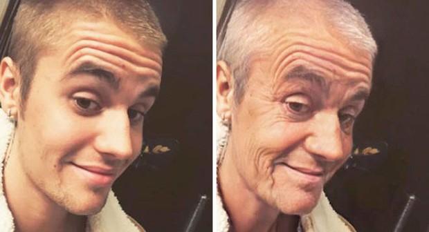 Shawn Mendes và cả loạt sao nam thần bất chợt già hoá chỉ sau một cái búng tay nhờ filter ma thuật này - Ảnh 7.