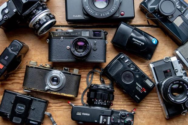 Cứ máy ảnh xịn thì gọi là máy cơ: Hiểu lầm tai hại nhiều người vẫn hay quen miệng mắc phải - Ảnh 1.