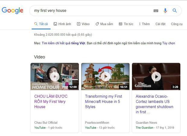 Châu Bùi háo hức đăng video khoe nhà mới mua đến nỗi sai ngay lỗi ngữ pháp Tiếng Anh cơ bản nhất - Ảnh 3.
